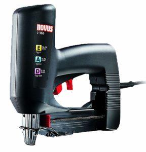 Agrafeuse électrique pro Novus J-165