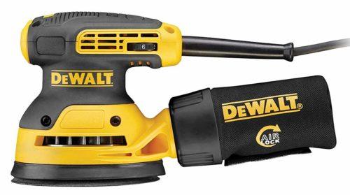 Ponceuse rotative Dewalt DWE6423-QS