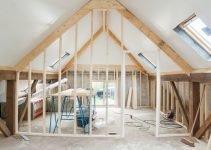 La rénovation d'une maison