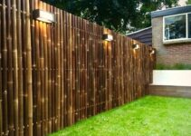 Séparation jardin : clôture originale
